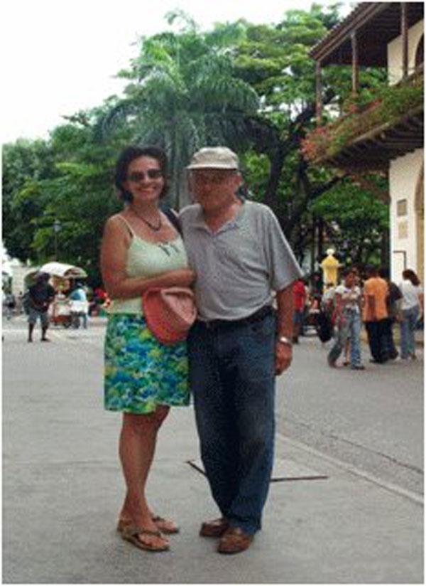 Calle Fria: Kolumbianisches/deutsches Ehepaar